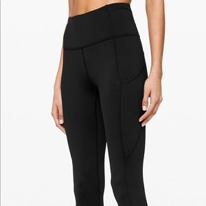 """Fast and Free Tight 25"""" Non-reflective Nulux"""